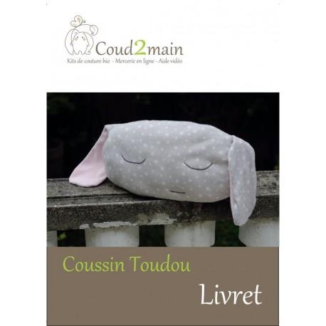 Livret ludique de couture Coussin Toudou